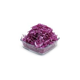 Grated Purple Cabbage 500 Gm