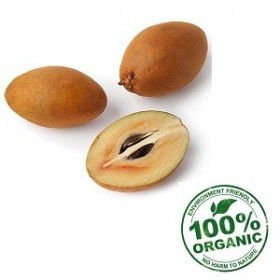 Organic Cheeku 500 gm